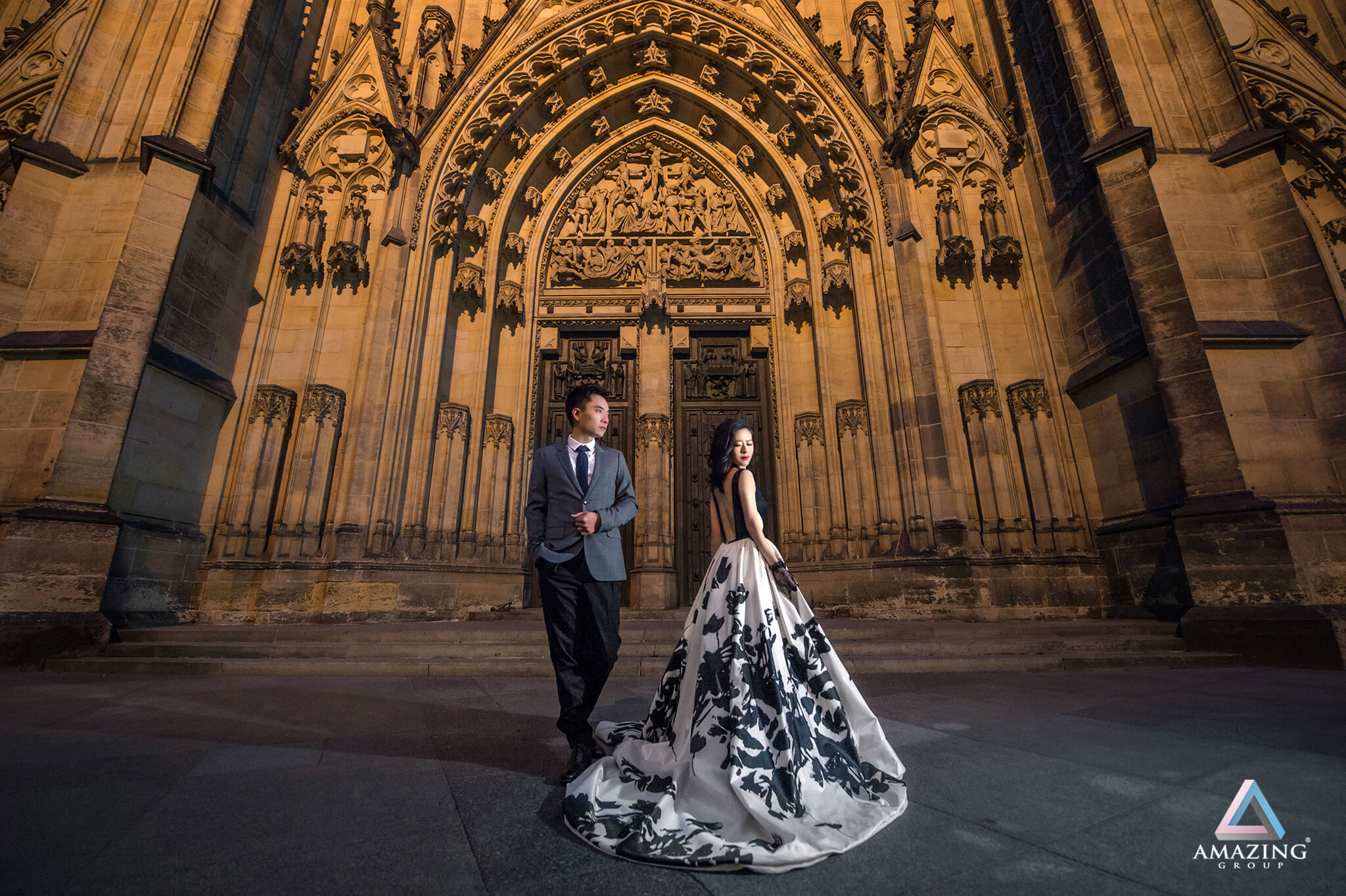 The Pre-Wedding Album of