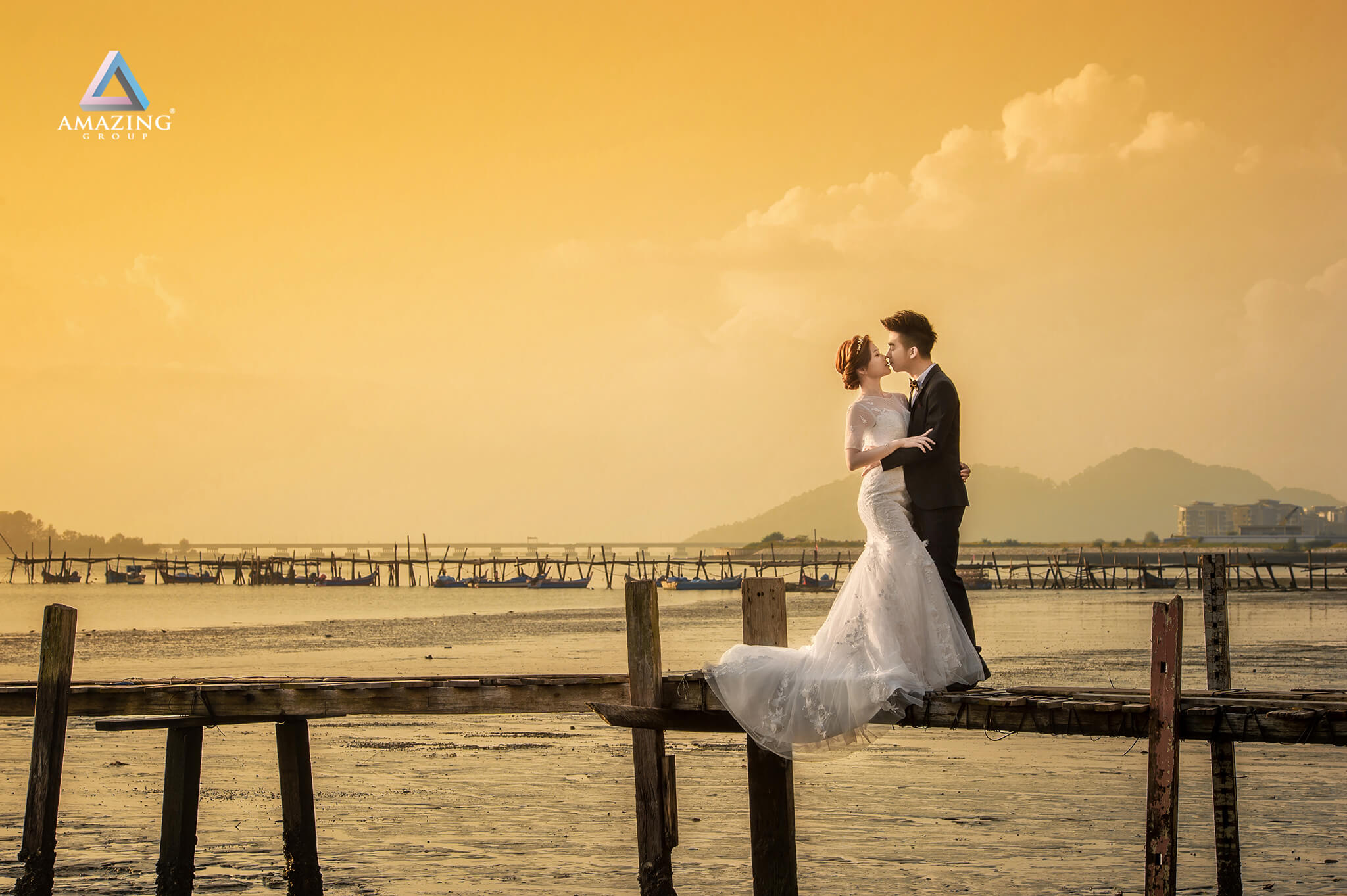 The Pre-Wedding Album of Jiafu & Ziyo